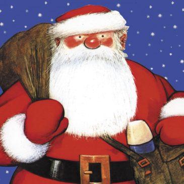 Sabato 17 dicembre: lettura, laboratorio e… Merry Christmas!