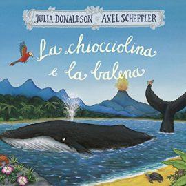 Sabato 15 febbraio: 'La chiocciolina e la balena' – spettacolo di marionette!