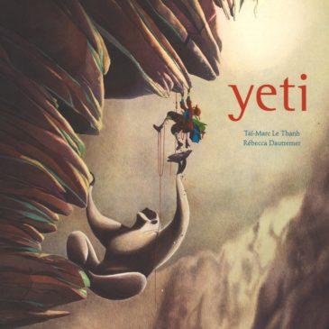 """I consigli di Kamillo: """"Yeti"""" – di R. Dautremer, T. Le Thanh"""