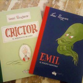 Sabato 19 ottobre: Emil e Crictor!